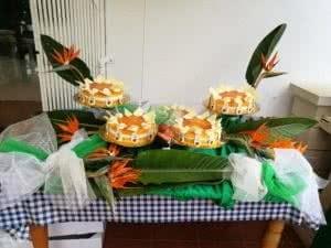 catering para bodas originales