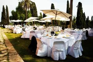 catering para una boda