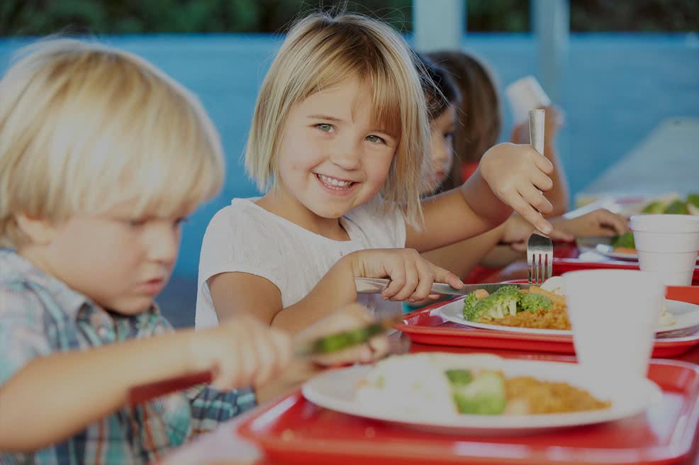 catering para centros educativos
