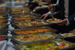 catering para colectividades