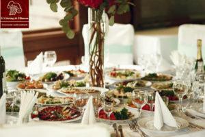 Las ventajas de contratar un servicio de catering