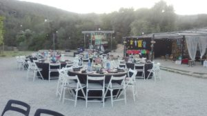 ambiente patio eventos