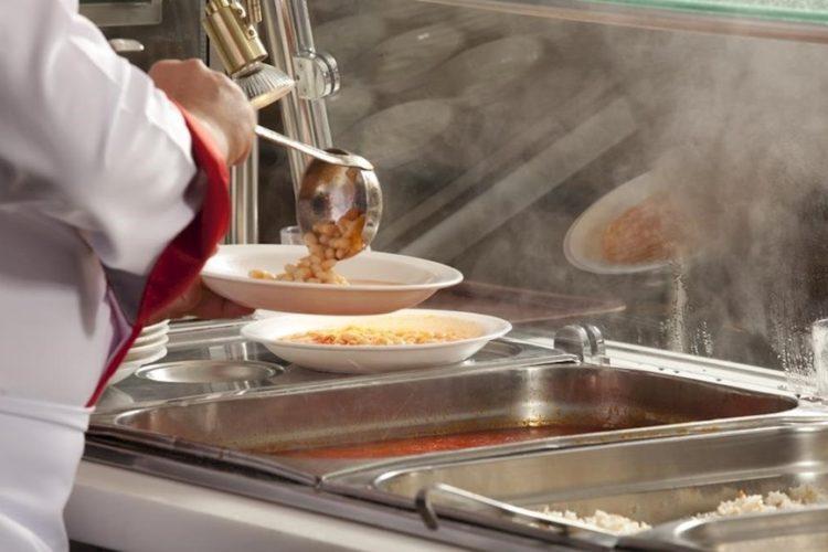 càtering als menjadors escolars