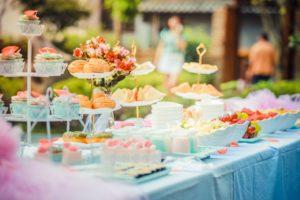 Catering para fiestas infantiles